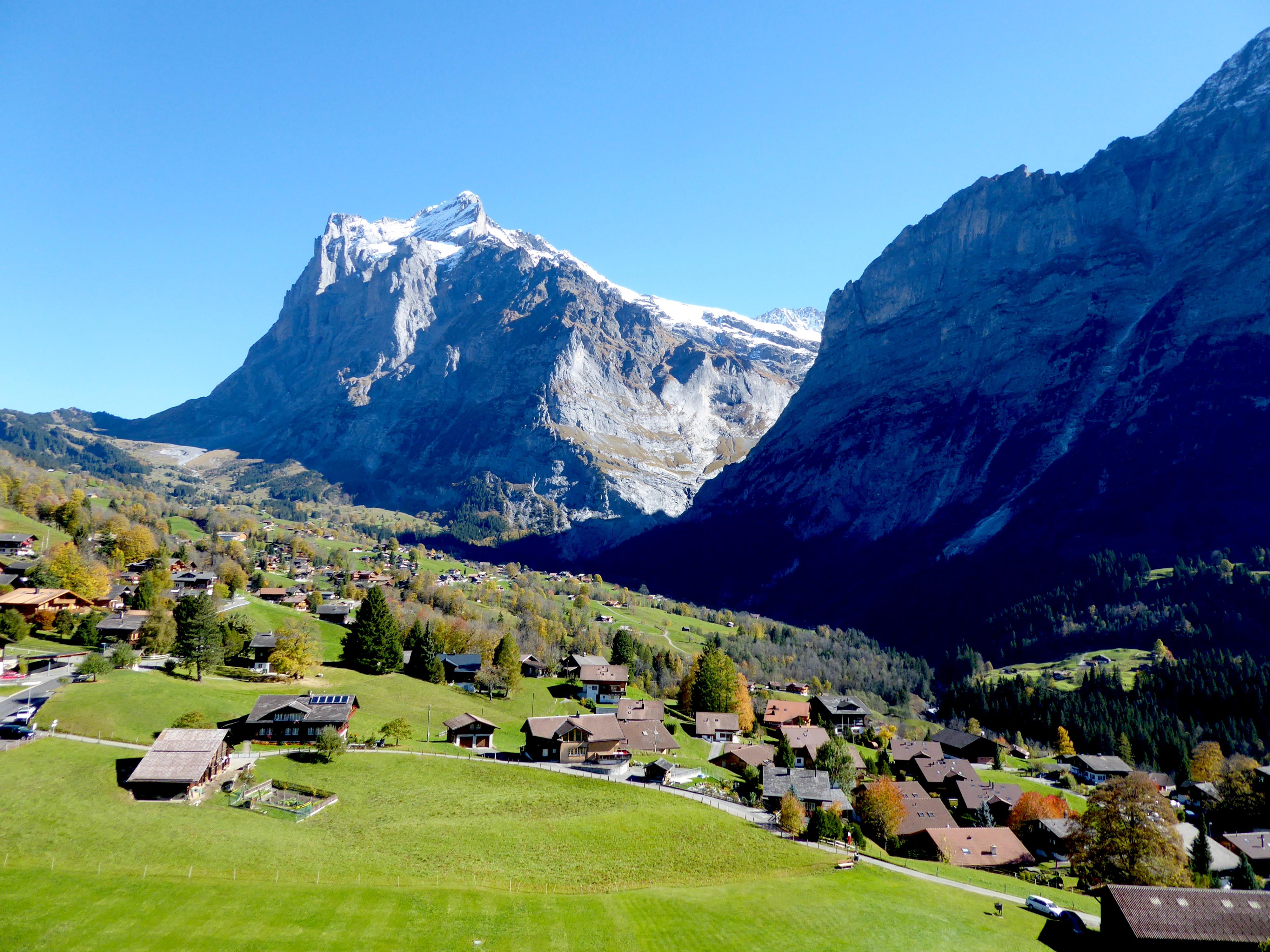 Wanderwochenende Berneroberland